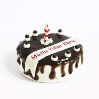 Minyatur Pasta - Cikolatali