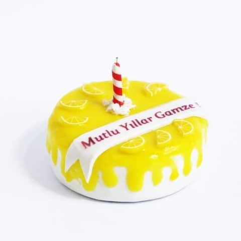 Minyatür Pasta Servisi