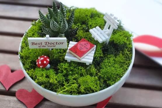 Minyatur Bahce - Tip Bayrami - Best (3)