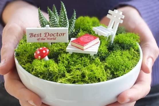 Minyatur Bahce - Tip Bayrami - Best (6)