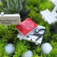 Minyatur Bahce - Tip Bayrami - Kitap (2)